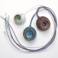 365 Day 210 | adding cords and crimp ends | Lisa Stevens | Flickr