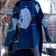 Susan Cianciolo > Denim Coat at New High (M)art