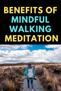 Walking meditation is a bridge between formal sitting meditation and informal meditation in everyday activities. It's a practice found in both Taoist and Buddhist traditions. Here is a list of benefits of mindful walking meditation. Walking Meditation, Easy Meditation, Meditation Benefits, Sitting Meditation, Meditation Practices, Mindfulness Meditation, Meditation Garden, Meditation Retreat, Mindfulness Quotes