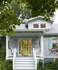 : bungalow love : Decorating small spaces - The Washington Post