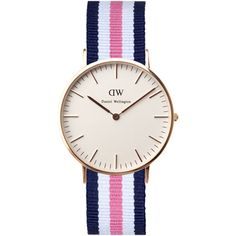 Daniel Wellington Southampton Ref. number 0506DW - 2013 Spring Summer Collection