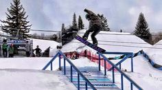 Snowboard Street Winter X Games