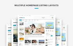 SuperNews Ultimate WordPress Magazine Theme Nulled Free Download http://vectoratic.com/supernews-ultimate-wordpress-magazine-theme-nulled-free-download/