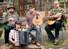 The Decemberists- what an awesome group!!