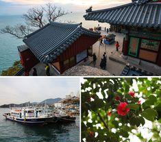 Winter excursion southbound to Yeosu. | Official Korea Tourism Organization