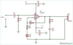 Strange Tda2005 Stereo Amplifier Circuit Diagram Circuits In 2019 Stereo Wiring Digital Resources Funapmognl