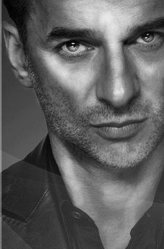 Dave Gahan - so many great songs & memories this man and his band have given me...and they just keep coming!