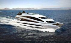 State-of-the-art Porsche Design RFF135 Yacht - $45,283,995