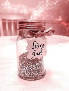 DIY Inspired Disney Decor: Pixie Dust