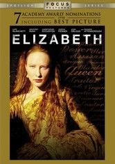 This acclaimed epic of the Queen's treacherous rise to power received seven Academy Award nominations and stars Oscar winners Cate Blanchett, Geoffrey Rush and Richard Attenborough. Elizabeth Movie, Elizabeth 1998, Queen Elizabeth, Love Movie, Movie Tv, Netflix Movies, James Frain, Best Period Dramas, Period Movies