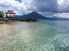 Surface Interval at Babuah Island  What a wonderful day