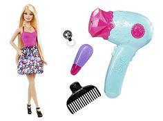 hairastic barbie | Barbie Hairtastic Feature é uma novidade para 2015, porém, ainda ...