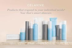 Most advanced skin care. Celavive