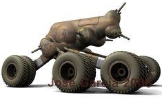 Mekapedia: CUTANGUS, vehículos 5