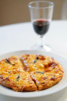 Nancy Silverton's Pizza Dough from Mozza Restaurant