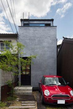 一級建築士事務所 フジハラアーキテクツ 一級建築士 藤原誠司 兵庫県神戸市 建築設計事務所 ワーク 奈良の長屋