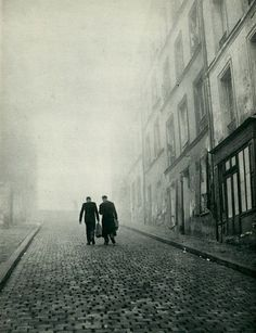 René Maltête - Rue des Partants, Paris, 1960s.