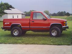 My totally awesome ride. New Gmc Truck, Custom Chevy Trucks, Lifted Chevy Trucks, Gm Trucks, Jeep Truck, Cool Trucks, Pickup Trucks, Chevy Stepside, Chevy Silverado