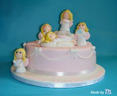 Made By M - First Communion Cake