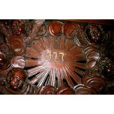 Photo: Carmelite Monastery Ghent, Belgium #Tetragrammaton #Jehovah #Yahweh #Godsname #DivineName #Bible #Love