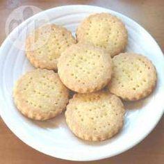 Biscoitos de amêndoas sem glúten @ allrecipes.com.br