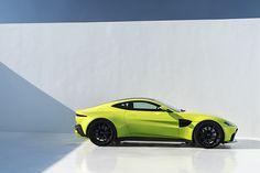 Aston Martin Reveals 2019 Vantage Sports Coupe