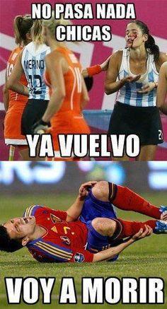 Y así en el fútbol femenil #memes #soccer