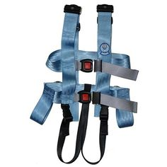 Keep Special Needs Individuals Safe And Secure In The Back Seat With The EZ-ON Adjustable Push Button Safety Vest. Small Luxury Cars, Fried Shrimp, Motor Vehicle, Special Needs Kids, Hospitals, Behavior, Transportation, Safety, Medicine