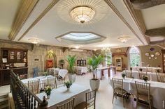 Area do café da manhã no castelo. #hotel #viagem #trip