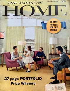 #AmericanHomeMagazine #february1958 issue. 122 pages of classic #midcentury style. Now available in the Etsy shop! United States Postal Service, Good House, Retro Ads, Old Magazines, Mid Century House, Etsy Shipping, House And Home Magazine, Post Office, Thing 1 Thing 2