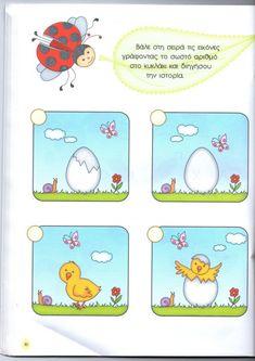 img238 Kindergarten Classroom, Kindergarten Activities, Learning Activities, Kids Education, Comics, Children, Blog, Google, Easter