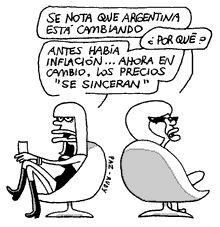 el blog de josé rubén sentís: una argentina que se sincera