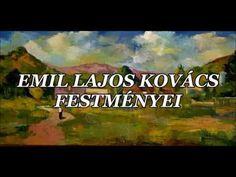 FELSŐBÁNYA - EMIL LAJOS KOVÁCS FESTMÉNYEI -