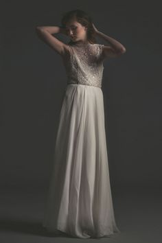 Sarah Seven Wedding Dresses - Fall 2014 Gold Label Collection