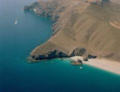 Playas de Almería Románticas