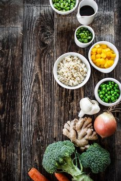 Vegetable Fried Rice | edibleperspective.com
