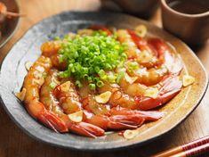 Japanese Dishes, Japanese Food, Korea, Sashimi, Thai Red Curry, Shrimp, Seafood, Food And Drink, Meat