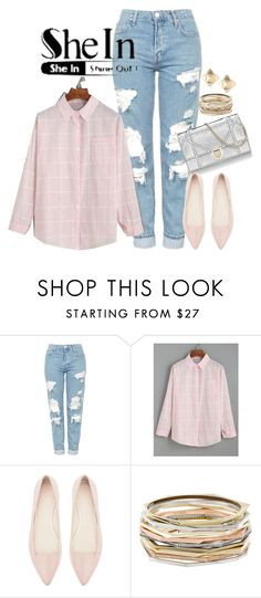 """""""Untitled #3611"""" by fashion-nova ❤ liked on Polyvore featuring Topshop, Witchery, Kendra Scott and Valentino"""