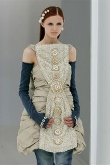 Karl Lagerfeld for Chanel FW 2006-07