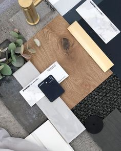 """STUDIO BLACK INTERIORS na Instagramu: """"I've been working on the interior design for a dual occupancy display home for @homesbyhowe. Here's a sneak peak of the finishes!   The…"""""""