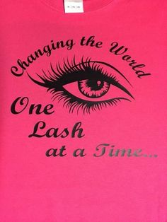 One Lash at a Time Younique T-shirt ,Brand It Creations