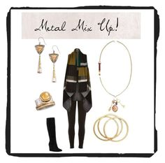 Mixing your metals is FUN and STYLISH!  Give it a try... Brass, Sterling and Copper make stylish Fall statement.    Featured Silpada Items:   Hold the Key Necklace Culture Club Earrings Trend Trilogy Bracelets Metallic Mix Ring FIND ALL JEWELRY @ www.mysilpada.com/karyl.eckerle #OTD #jewelry #mixedmetals #silpadastyle #silpada #boots #fall