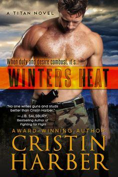5 stars for WINTERS HEAT(Titan, #1) by Cristin Harber