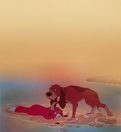 Project Disney- Fox and the Hound