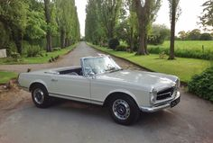 1968 Mercedes-Benz 280SL Pagoda - Silverstone Auctions
