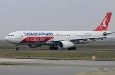 Turkish Airlines Airbus A330-343E