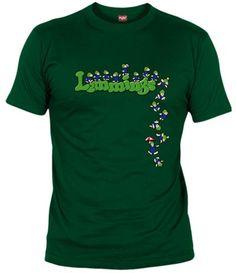 Camiseta Lemmings