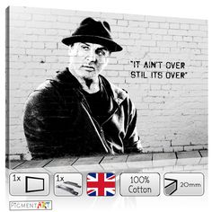 Now available on our store: Sylvester Stallon.... Check it out here! http://canvaswallartprints.co.uk/products/sylvester-stallone-rocky-cel0005?utm_campaign=social_autopilot&utm_source=pin&utm_medium=pin  #pigmentartscreations #canvas #art