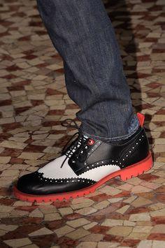 Moschino Fall 2012 Menswear.