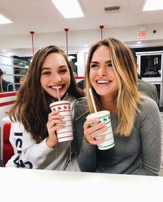 I feel like Maddie is always at In and Out and I totally understand